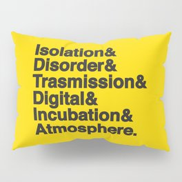 Joy Division songs Pillow Sham
