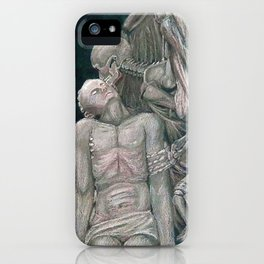 Kiss of Death iPhone Case
