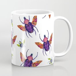 Oh wow that is a lot of bugs Coffee Mug