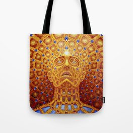 alex grey transfiguration 2019 basket Tote Bag