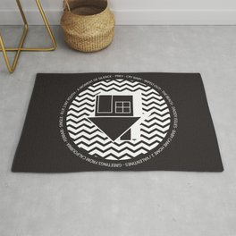 NBHD Wiped Out! Rug