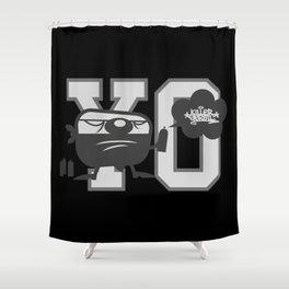 Yo Gerbil! Shower Curtain