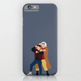 Back from the Future iPhone Case