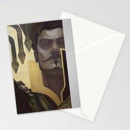 Dorian Pavus Tarot Card Stationery Cards