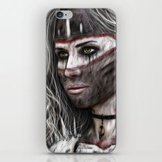 Ashes and What Once Was iPhone & iPod Skin