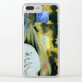 Retrouvailles Clear iPhone Case