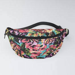 Psychedelic Flowerz Fanny Pack