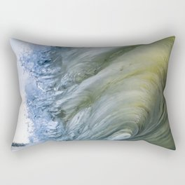 Fully Concealed Rectangular Pillow