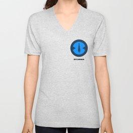 SYLVANIA Logo Unisex V-Neck