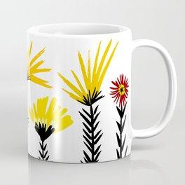 Sunny Days Ahead / floral art Coffee Mug
