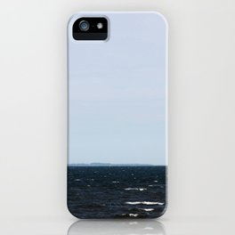 A Distant Long Island iPhone Case