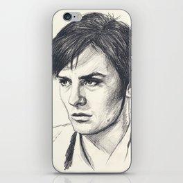 Smolder iPhone Skin