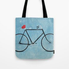 I ♥ BIKES Tote Bag