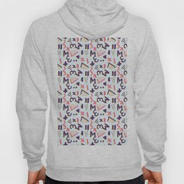 Horrible Patterns ~ Squared 80s Hoody