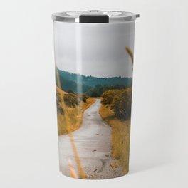 The Roadside Path (Color) Travel Mug