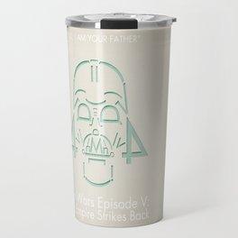 Typo Darth Vader Episod V Travel Mug
