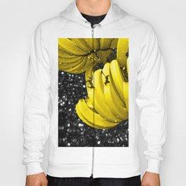 Banana Paradise at Night Hoody