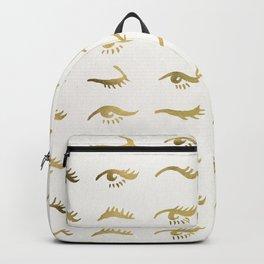 Mascara Envy – Gold Palette Backpack