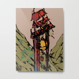 Bell of the Birthplace Metal Print