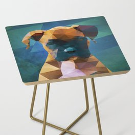 The Boxer Side Table