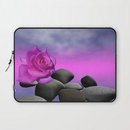 just a purple rose Laptop Sleeve