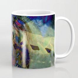 Mardi Gras Lhama Coffee Mug