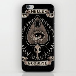 Planchette iPhone Skin