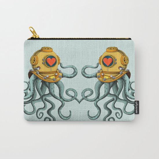 I'm falling in love with you? Carry-All Pouch