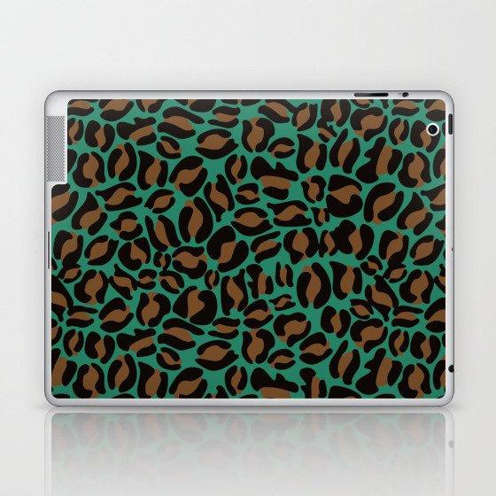 Leopard Print   Cheetah texture pattern Laptop & iPad Skin
