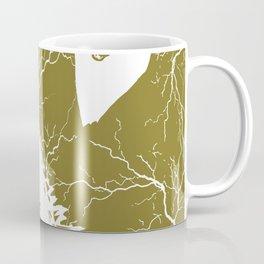 God vs. King Coffee Mug