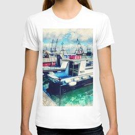 Trapani art 16 Sicily T-shirt