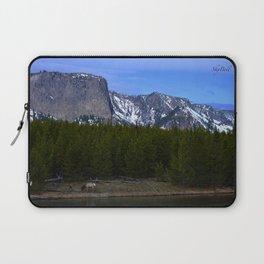 Elk of Yellowstone National Park Laptop Sleeve