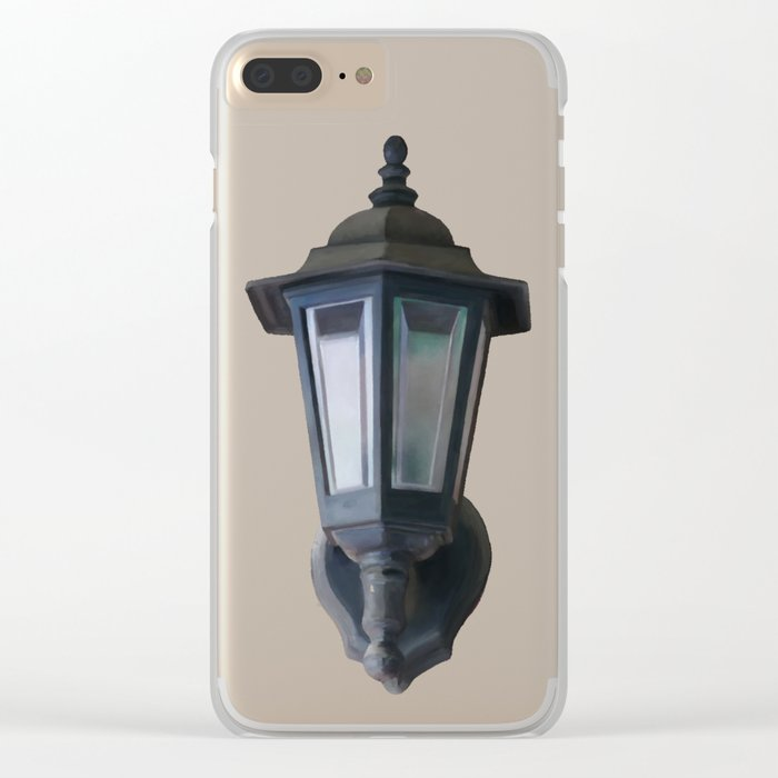 Lantern Clear iPhone Case