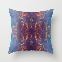 Space Galaxy 001 Throw Pillow