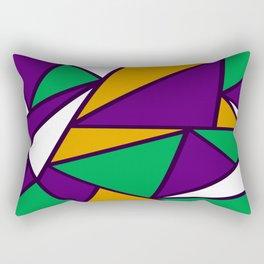 Triangle2 Rectangular Pillow