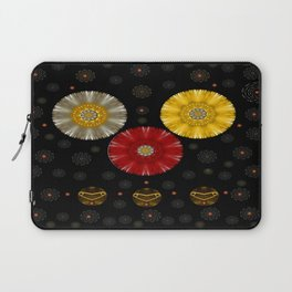 Color And Strawberrys Laptop Sleeve