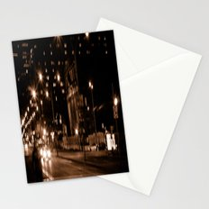 Montreal Nights Stationery Cards
