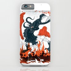 A Jersey Devil Haunting iPhone 6s Slim Case