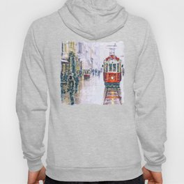 Istanbul Nostalgic Tramway Hoody