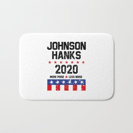 johnson hanks Bath Mat