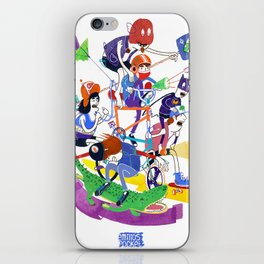 All Together Now! iPhone Skin