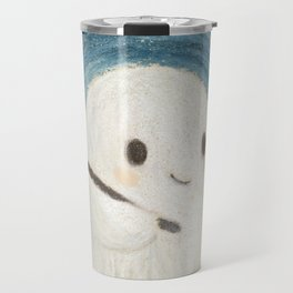 Little ghost in the night Travel Mug