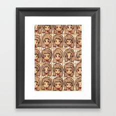 woew 2 Framed Art Print