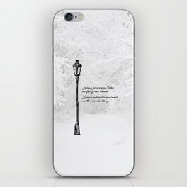 Chronicles of Narnia - Some adventures - CS Lewis iPhone Skin