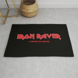 Iron raver Rug