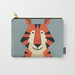 Whimsy Tiger Carry-All Pouch