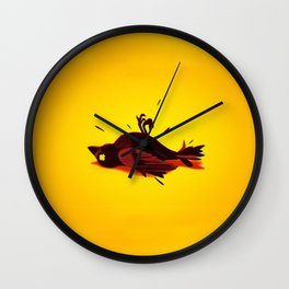 My bird Wall Clock