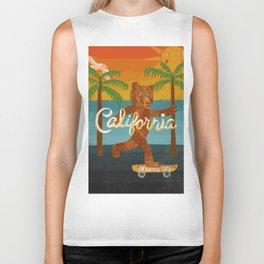 California Biker Tank