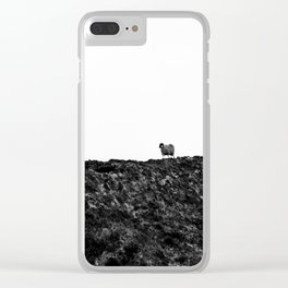 The Only One | Slieve League Clear iPhone Case