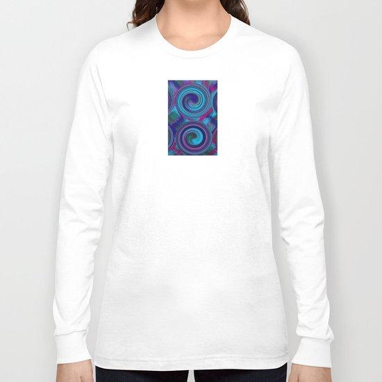 Spinning Long Sleeve T-shirt